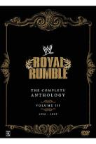 WWE - Royal Rumble Anthology: Vol. 3