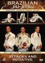 Brazilian Jiu-Jitsu: Attacks and Initiative