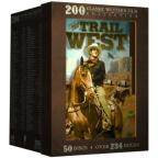 Trail West: 200 Classic Western Film Collection