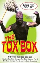 Tox Box - The Toxic Avenger Box Set