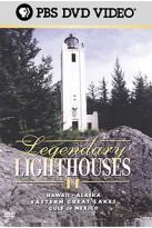 Legendary Lighthouses II - Hawaii/Alaska/Eastern Great Lakes/Gulf of Mexico