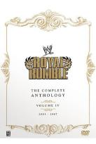 WWE - Royal Rumble Anthology: Vol. 4