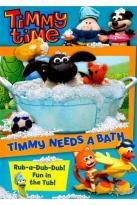 Timmy Time: Timmy Needs a Bath