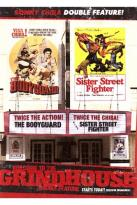 Welcome to the Grindhouse - The Bodyguard/Sister Street Fighter