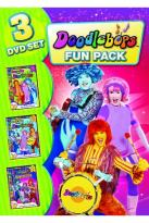 Doodlebops - Family Fun Pack