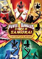 Power Rangers Super Samurai - The Complete Series