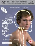 You're Human Like the Rest of Them: The Films of B.S. Johnson