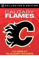 NHL Calgary Flames 10 Great Playoff Games