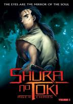 Shura no Toki: Age of Chaos - Vol. 2
