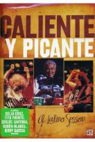 Caliente y Picante: A Session DVD