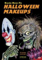 Basic How-To Halloween Makeups - Set