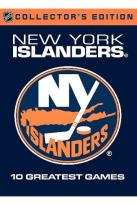 NHL New York Islanders 10 Greatest Games
