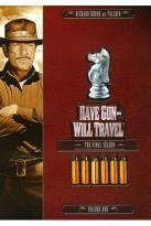 Have Gun, Will Travel: The Sixth and Final Season, Vol. 1