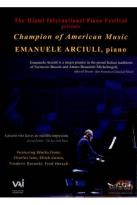 Emanuele Arciuli: Champion of American Music