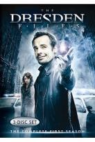 Dresden Files - The Complete First Season