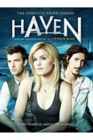 Haven - The Complete Third Season