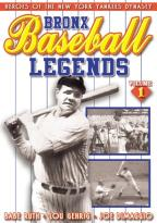 Baseball: Bronx Baseball Legends - Volume 1