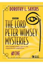Lord Peter Wimsey Mysteries: Set One