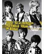 Teen Top: 2013 No. 1 Asia Tour in Seoul