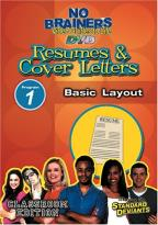 Standard Deviants - No-Brainers on Resumes & Cover Letters: Program 1 - Basic Layout