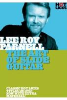 Lee Roy Parnell - The Art of Slide Guitar