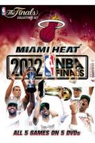 Miami Heat: 2012 NBA Finals Series