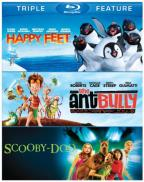 Happy Feet/The Ant Bully/Scooby-Doo: The Movie
