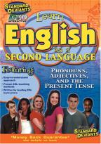 ESL 1 Pronouns Adjectives And The Present Tense