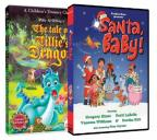 Ultimate Christmas Kids Pack: The Tale Of Tillie's Dragon/Santa. Baby!