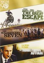 Great Escape/The Magnificent Seven/The Thomas Crown Affair
