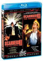 Scanners II: The New Order/Scanners III: The Takeover