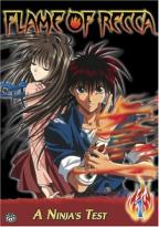 Flame Of Recca - Vol. 1: A Ninja's Test
