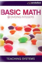 Teaching Systems Basic Math Module 4 - Dividing Integers