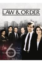 Law &amp; Order - The Sixth Year