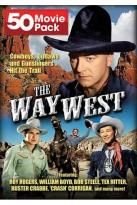 Way West 50-Movie Pack