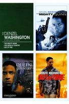 Denzel Washington Collection: The Mighty Quinn/For Queen & Country/Out of Time