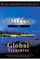 Global Treasures - Valletta Malta