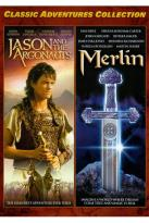 Classic Adventures Collection, Vol. 4: Jason and the Argonauts/Merlin