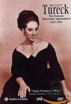 Rosalyn Tureck - The Historic Television Appearances (1955-1980)