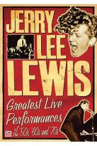 Jerry Lee Lewis - Greatest Live Performances