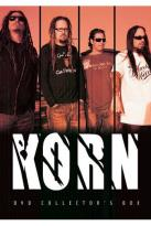 Korn: The DVD Collector's Box