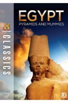 Egypt: Pyramids and Mummies