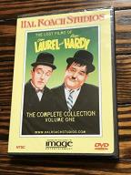 Laurel And Hardy: The Lost Films Of Laurel And Hardy Vol. 1