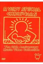 Very Special Christmas: 20th Anniversary Music Video Collection