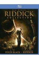Riddick Blu-ray Collection