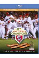 2011 MLB World Series - St. Louis Cardinals