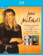 Joni Mitchell: Woman of Heart and Mind/Painting with Words and Music