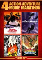 4 Action-Adventure Movie Marathon