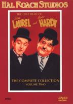 Laurel And Hardy: The Lost Films Of Laurel And Hardy Vol. 2