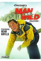 Man Vs. Wild - Collection 1